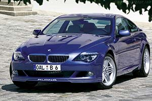 Click here to open the Alpina B6 S Coupe gallery