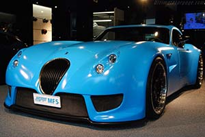 Click here to open the Wiesmann GT MF5 gallery