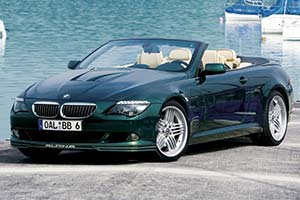 Click here to open the Alpina B6 S Cabriolet gallery