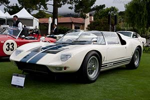 Click here to open the Ford GT Roadster gallery