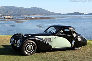 Click here to open the Bugatti Type 57 S Gangloff Atalante gallery
