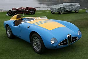 Click here to open the Alfa Romeo 6C 3000 CM Zagato Spider gallery