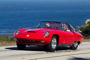 Click here to open the Alfa Romeo 6C 3000 CM Pininfarina Superflow IV gallery
