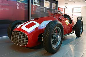 Click here to open the Ferrari 166 F2 gallery