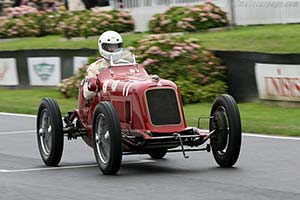 Click here to open the Maserati 4CM 1100 gallery