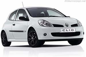 Click here to open the Renault Clio Sport 197 Cup gallery
