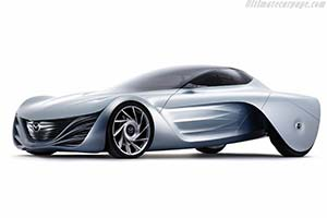 Click here to open the Mazda Taiki Concept gallery