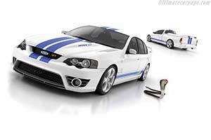 Click here to open the Ford FPV GT Cobra gallery