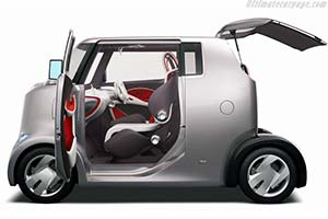 Click here to open the Toyota Hi-CT Concept gallery