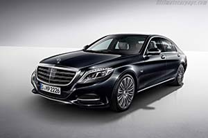 Click here to open the Mercedes-Benz S 600 gallery