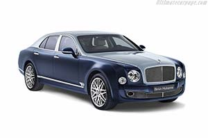Click here to open the Bentley Birkin Mulsanne gallery