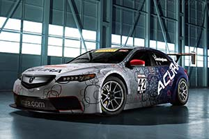 Click here to open the Acura TLX GT Race Car gallery