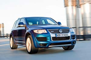 Click here to open the Volkswagen Touareg R50 gallery