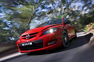 Click Here To Open The Mazda 3 MPS Extreme Gallery