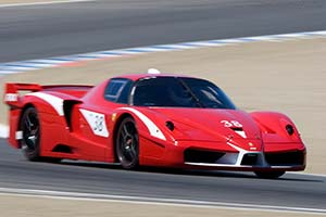 Click here to open the Ferrari FXX Evoluzione gallery