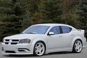 Click here to open the Dodge Avenger Tuner Stormtrooper gallery