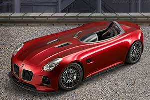 Click here to open the Pontiac Solstice SD-290 Concept gallery
