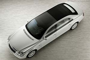 Click here to open the Maybach Landaulet Study gallery
