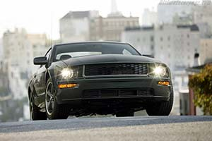 Click here to open the Ford Mustang Bullitt gallery