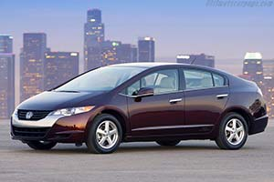 Click here to open the Honda FCX Clarity gallery