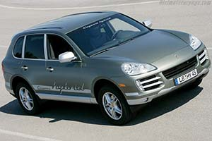 Click here to open the Porsche Cayenne Hybrid Concept gallery