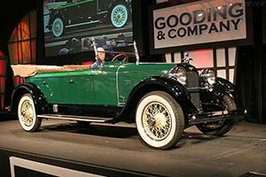 Click here to open the Duesenberg Model A Phaeton  gallery