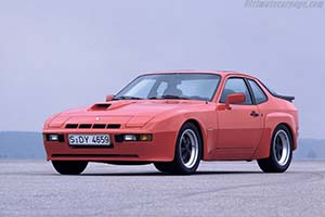 Click here to open the Porsche 924 Carrera GT gallery