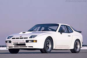 Click here to open the Porsche 924 Carrera GTS gallery