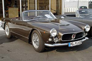 Click here to open the Maserati 3500 GT Vignale Spyder gallery