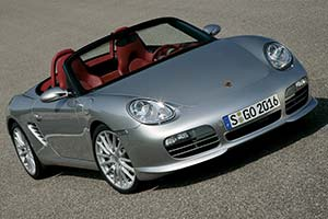 Click here to open the Porsche Boxster RS 60 Spyder gallery