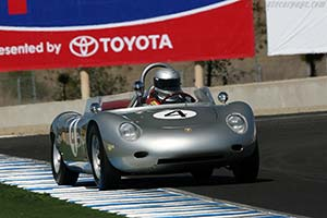 Click here to open the Porsche 718 RS 60 Spyder  gallery