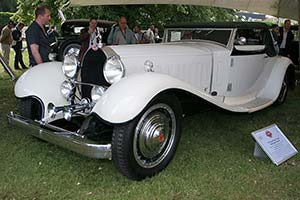 Click here to open the Bugatti Type 41 Royale Weinberger Cabriolet  gallery