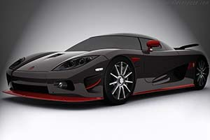 Click here to open the Koenigsegg CCXR Edition gallery