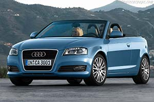 Click here to open the Audi A3 Cabriolet gallery