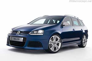 Click here to open the Volkswagen Golf Variant RaVe 270 gallery