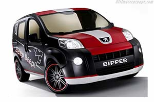 Click here to open the Peugeot Bipper 'Beep Beep' Concept gallery
