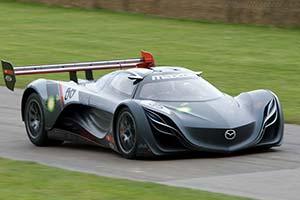 Click here to open the Mazda Furai Concept gallery
