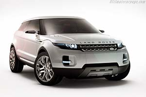 Click here to open the Land Rover LRX Concept gallery
