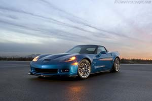 Click here to open the Chevrolet Corvette C6 ZR1 gallery
