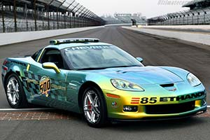 Click here to open the Chevrolet Corvette C6 Z06 E85 Concept gallery