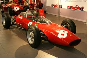 Click here to open the Ferrari 156 F1 'Aero' gallery