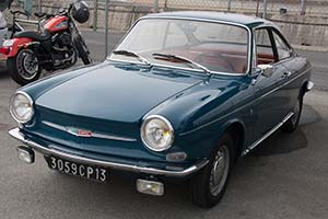 Click here to open the Simca 1000 Coupe gallery