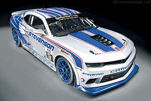 Click here to open the Chevrolet Camaro Z/28.R gallery