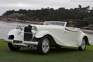 Click here to open the Delage D8 S de Villars Roadster gallery