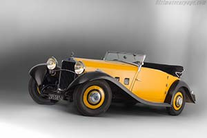 Click here to open the Delage D8 S Pourtout Cabriolet  gallery