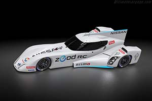 Click here to open the Nissan ZEOD RC gallery