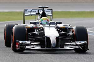 Click here to open the Sauber C33 Ferrari gallery