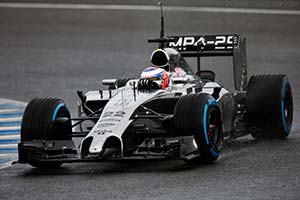 Click here to open the McLaren MP4-29 Mercedes gallery
