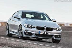 Click here to open the BMW 435i Gran Coupe gallery