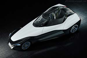 Click here to open the Nissan Bladeglider Concept gallery